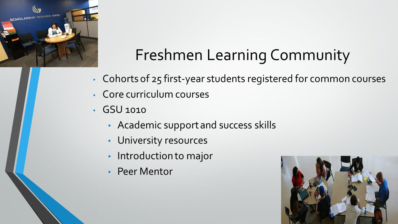 Freshmen Learning Community