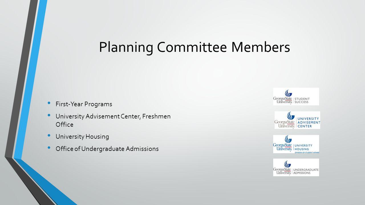 Planning Committee Members