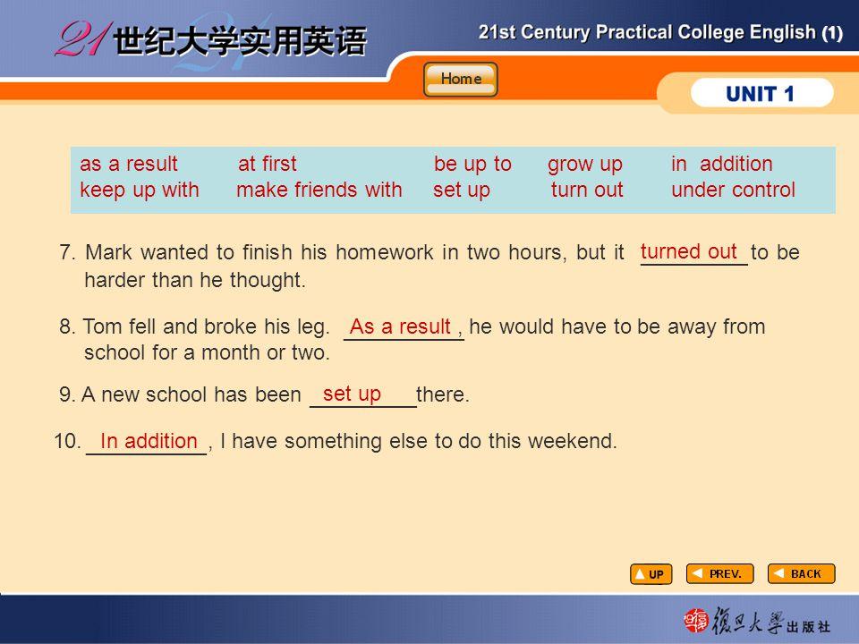 ________ _________ ________ _________ Vocabulary-Fill in2-3