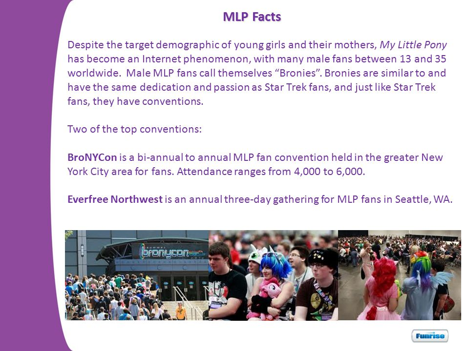 MLP Facts