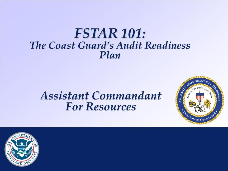 Coast Guard Financial Management