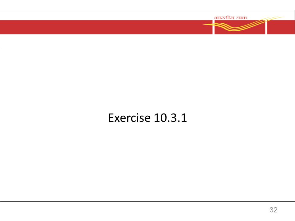 Exercise 10.3.1