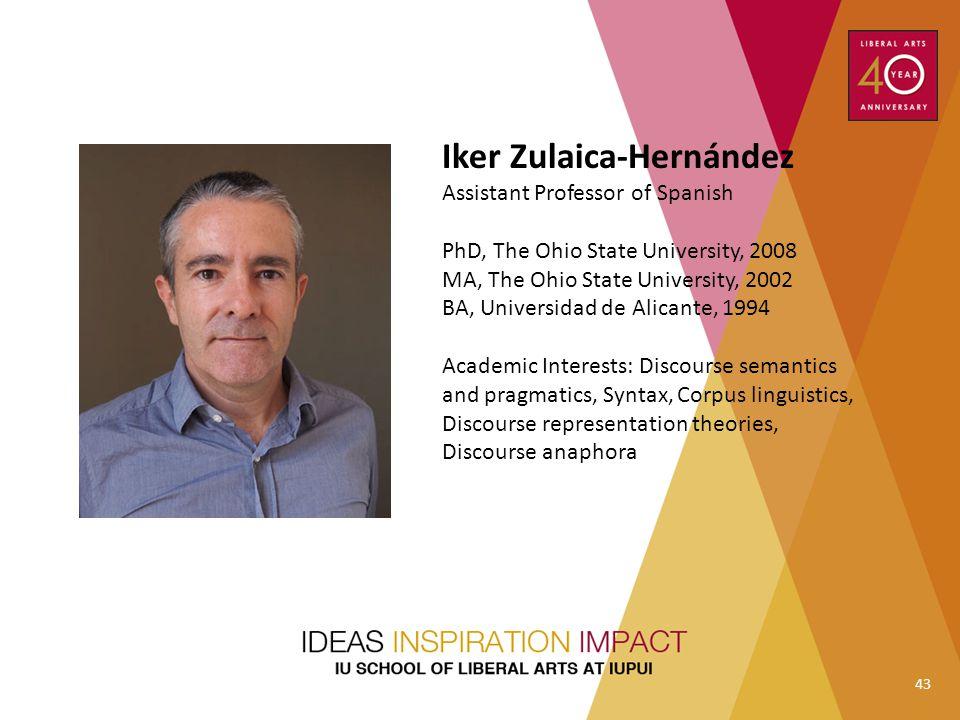Iker Zulaica-Hernández