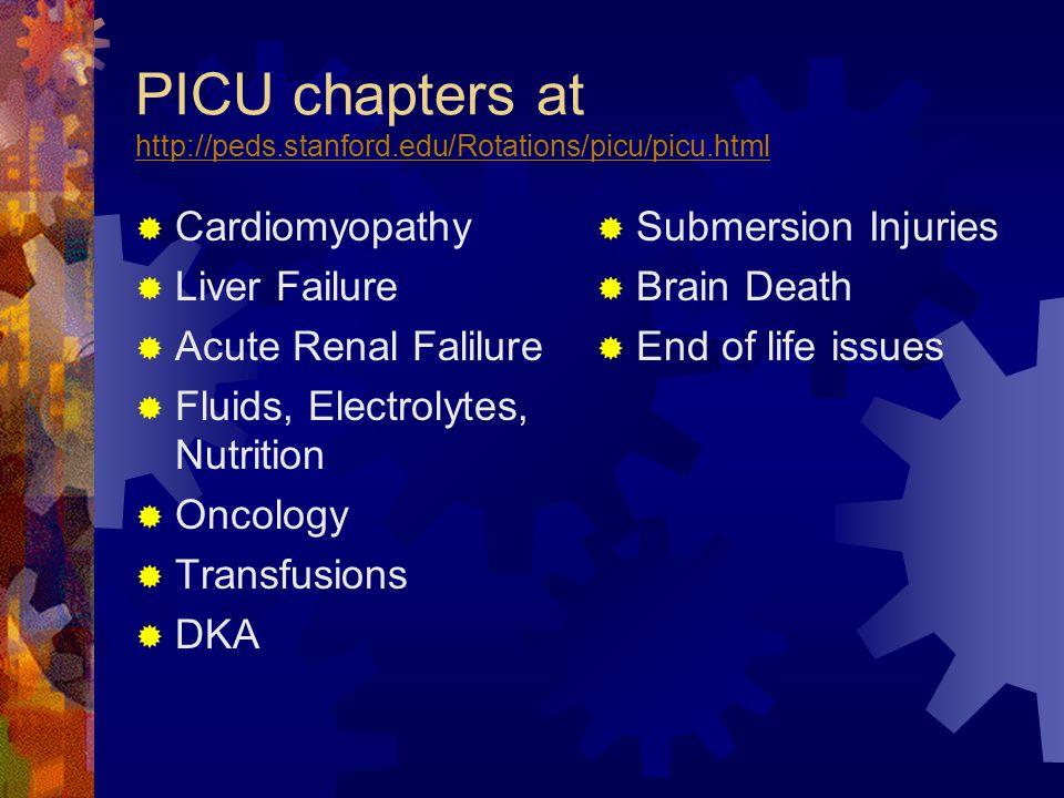 PICU chapters at http://peds.stanford.edu/Rotations/picu/picu.html