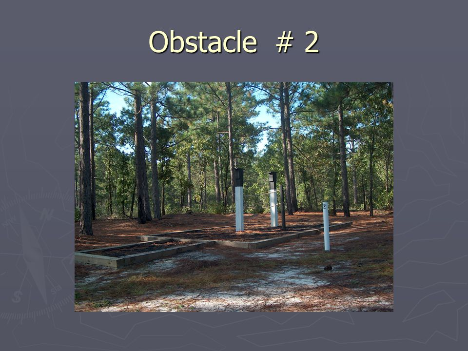 Obstacle # 2