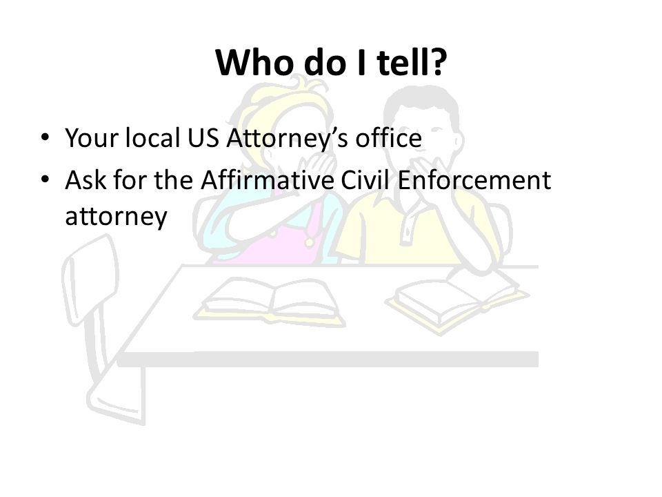 Us Attorney'S Office Definition