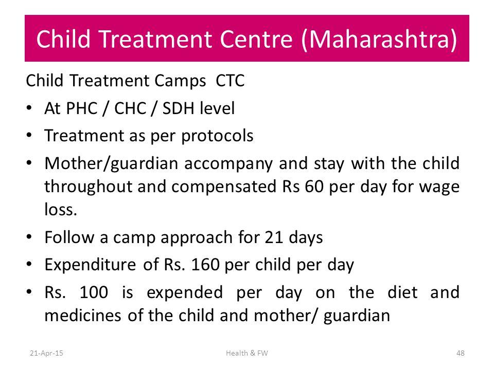 Child Treatment Centre (Maharashtra)