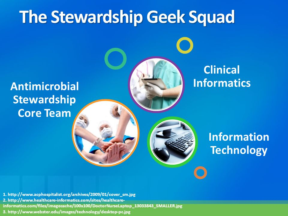 The Stewardship Geek Squad