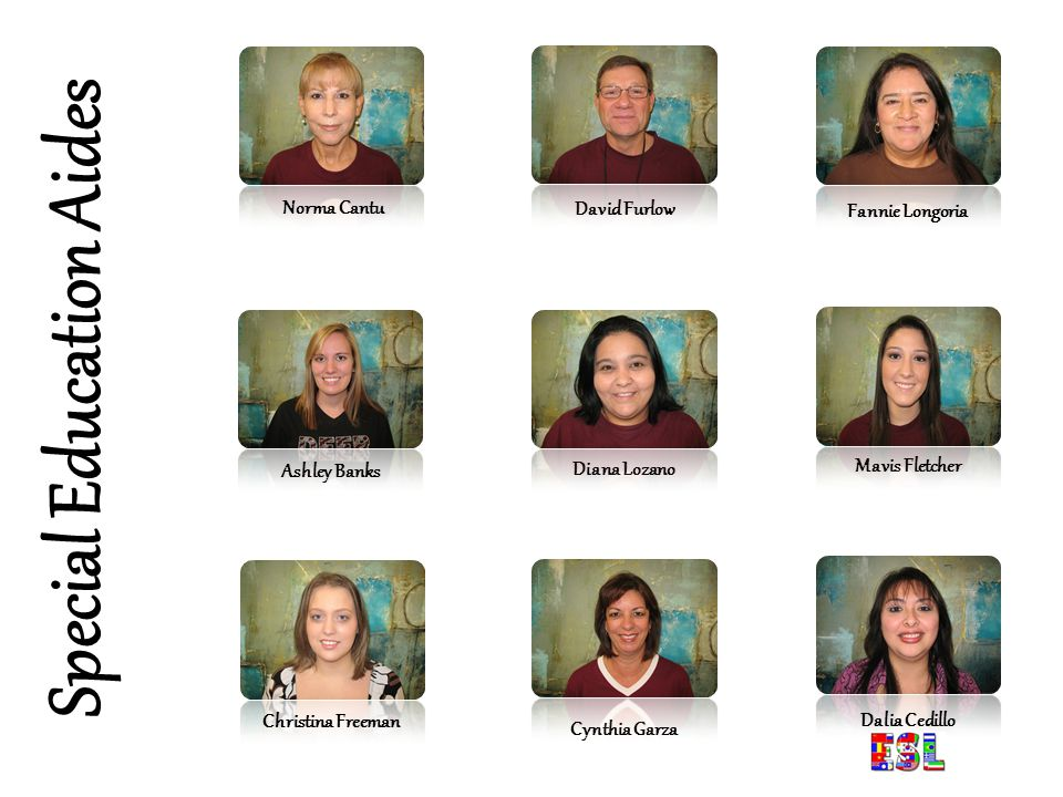 Special Education Aides