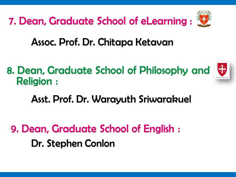Assoc. Prof. Dr. Chitapa Ketavan