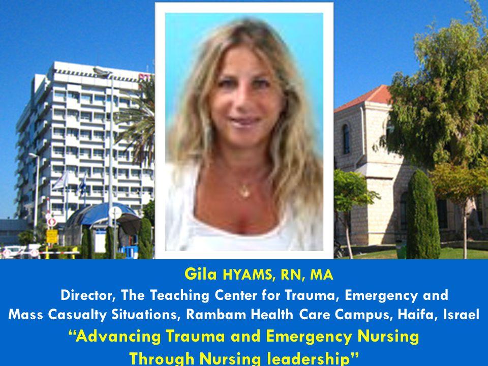 Through Nursing leadership