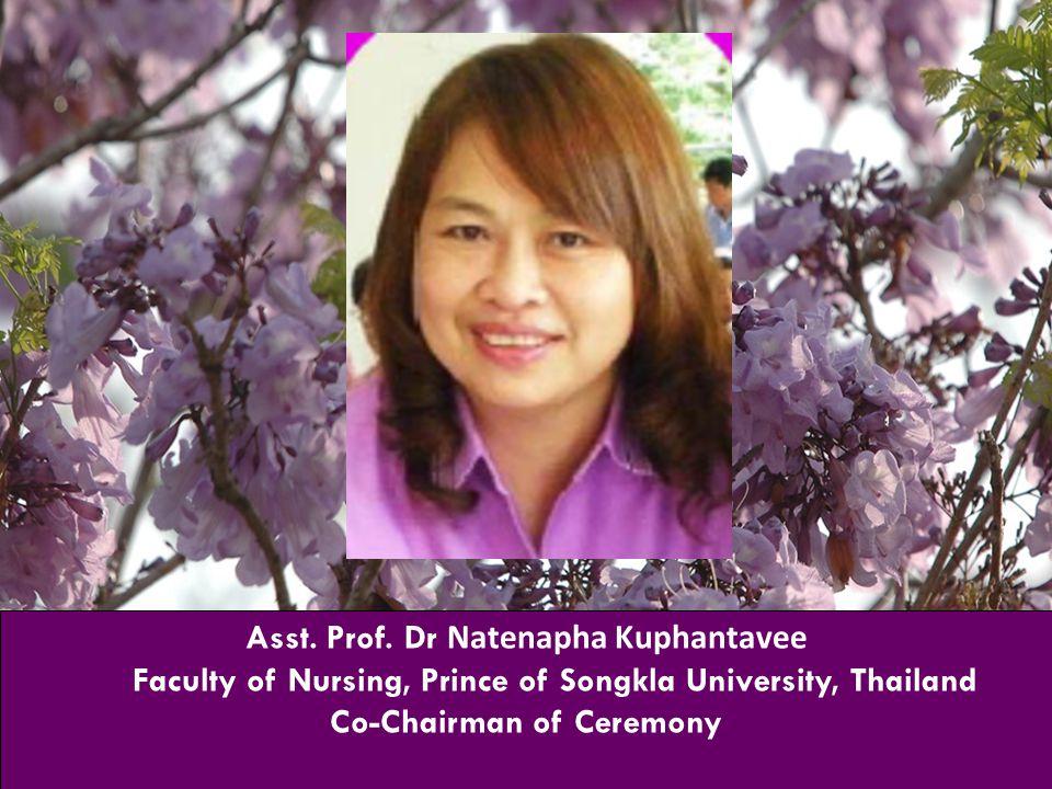 Co-Chairman of Ceremony