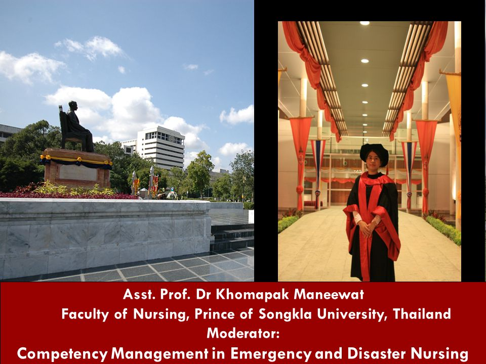 Competency Management in Emergency and Disaster Nursing