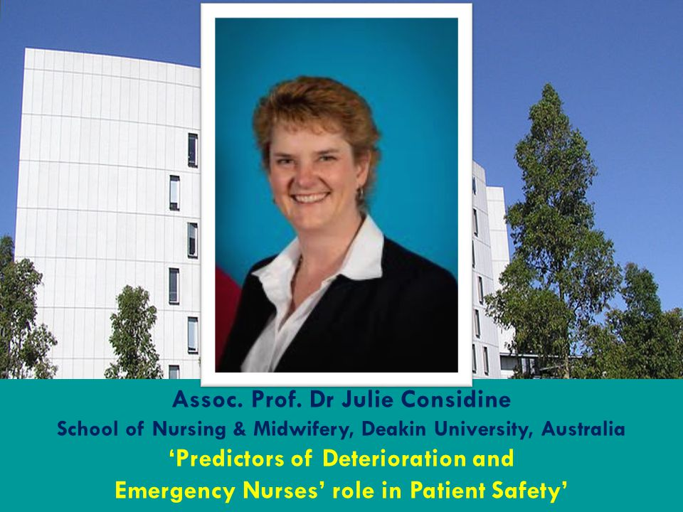 'Predictors of Deterioration and