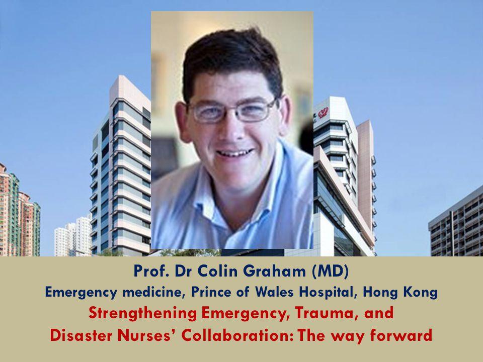 Disaster Nurses' Collaboration: The way forward