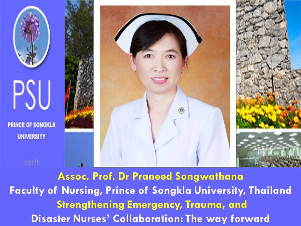 Assoc. Prof. Dr Praneed Songwathana
