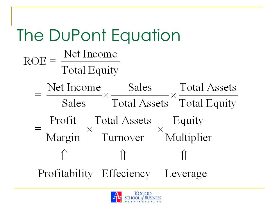 The DuPont Equation