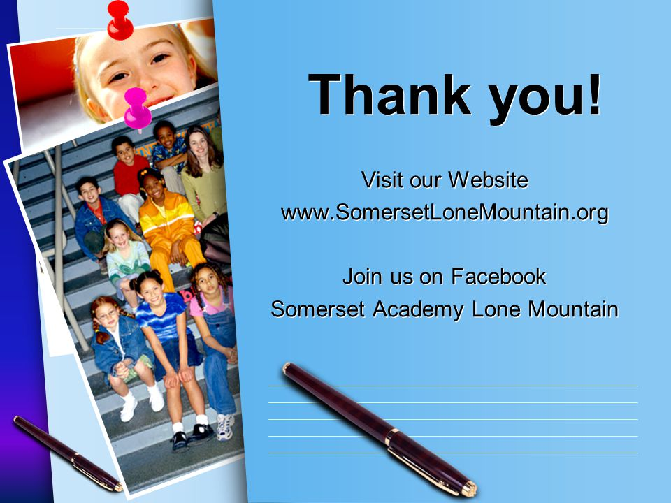 Somerset Academy Lone Mountain