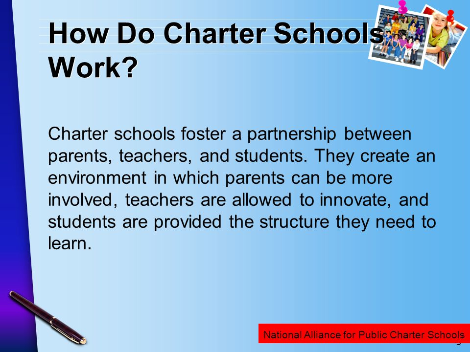 How Do Charter Schools Work