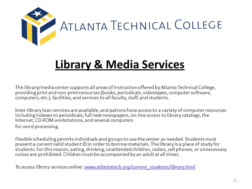 Library & Media Services
