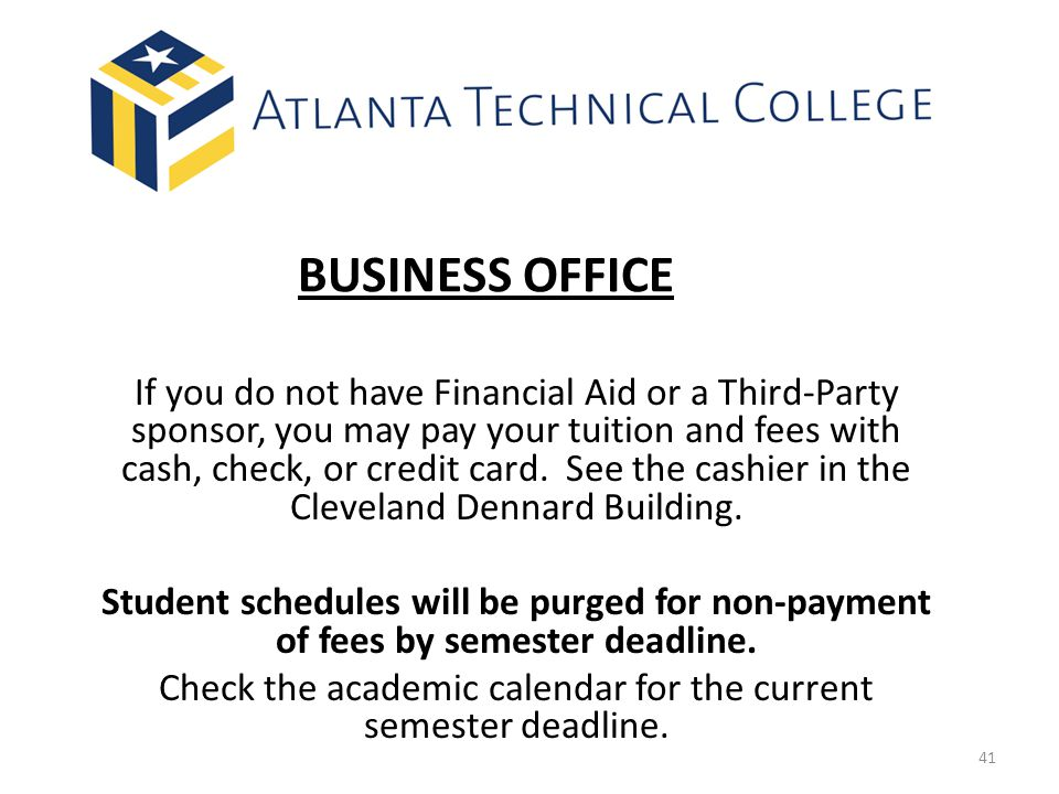 Check the academic calendar for the current semester deadline.