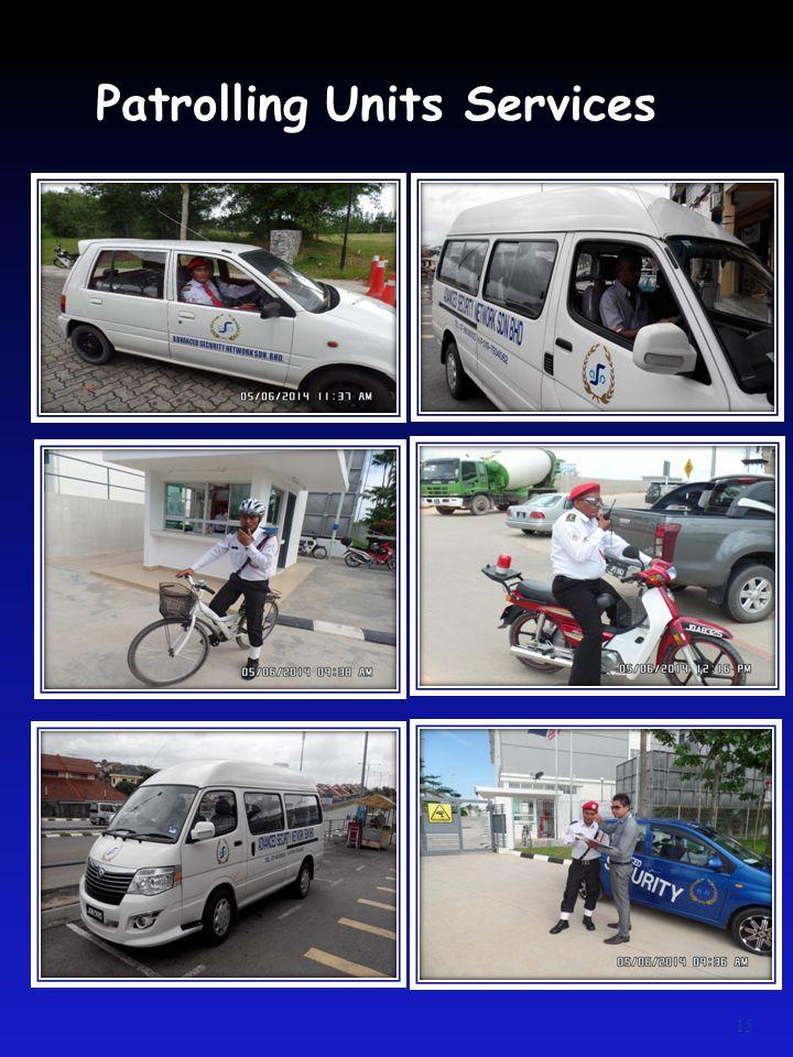 Patrolling Units Services