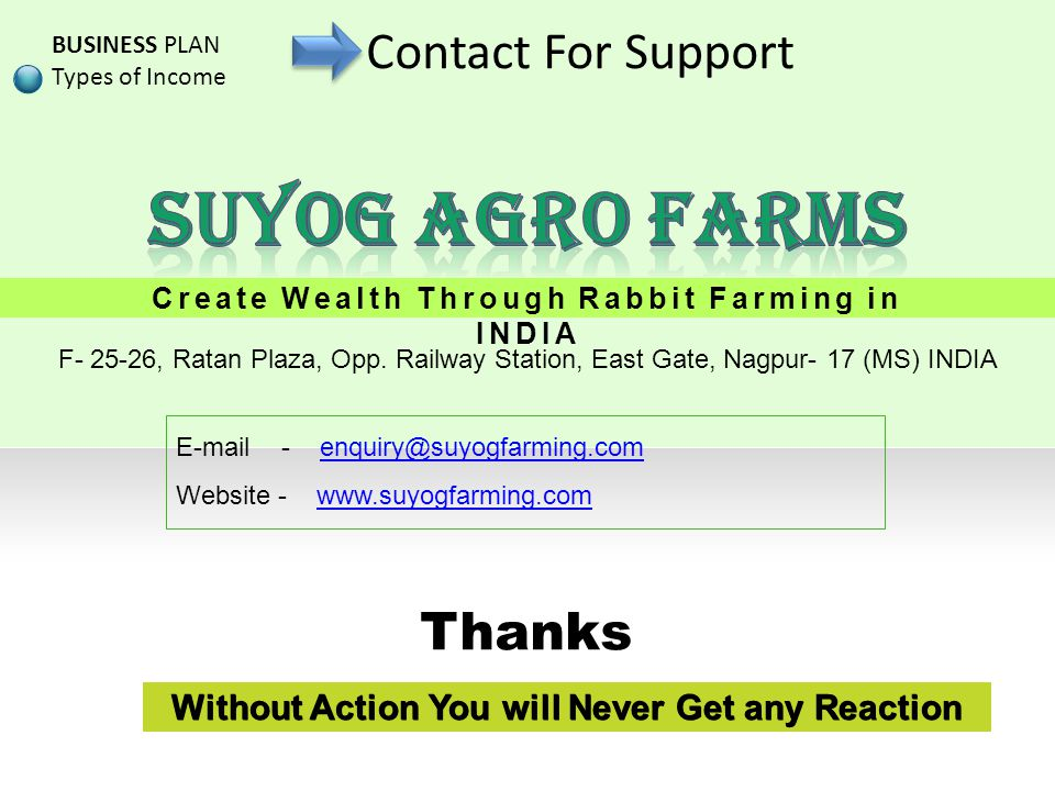 SUYOG AGRO FARMS Contact For Support Thanks