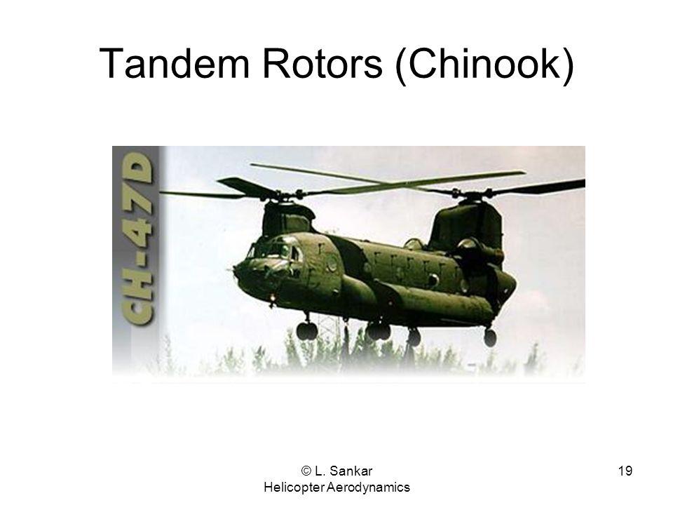Tandem Rotors (Chinook)