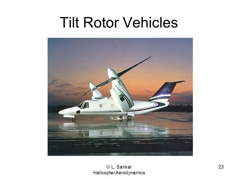 © L. Sankar Helicopter Aerodynamics