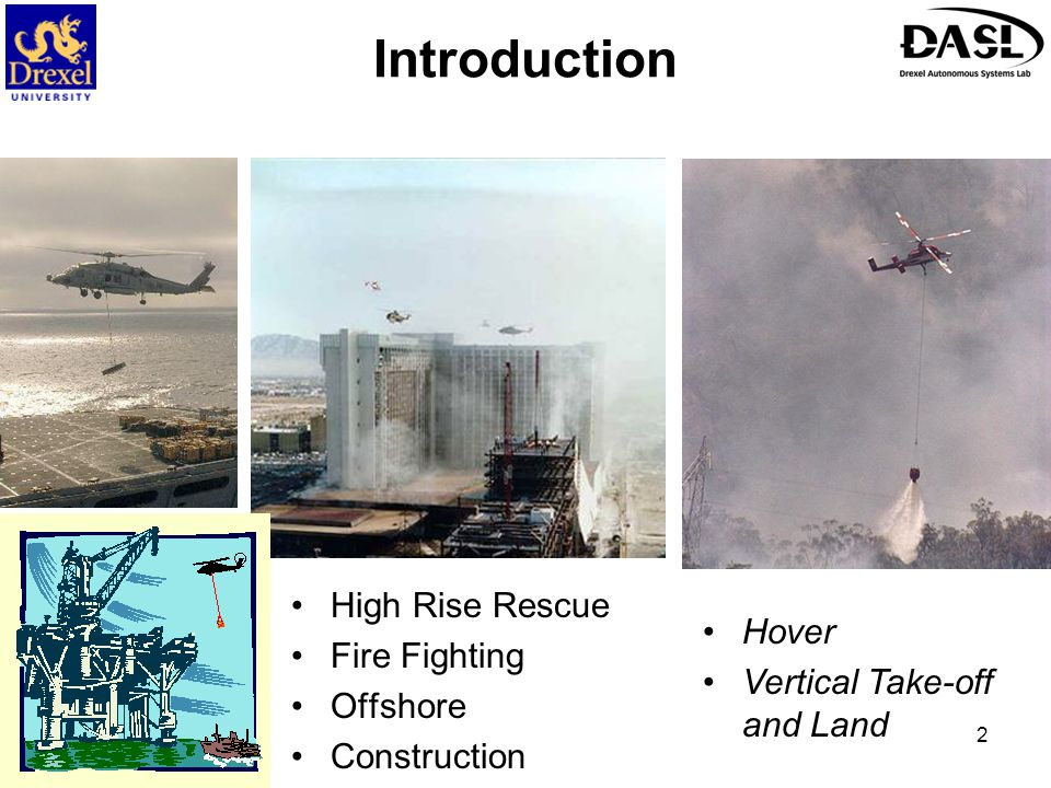 Introduction High Rise Rescue Fire Fighting Hover Offshore