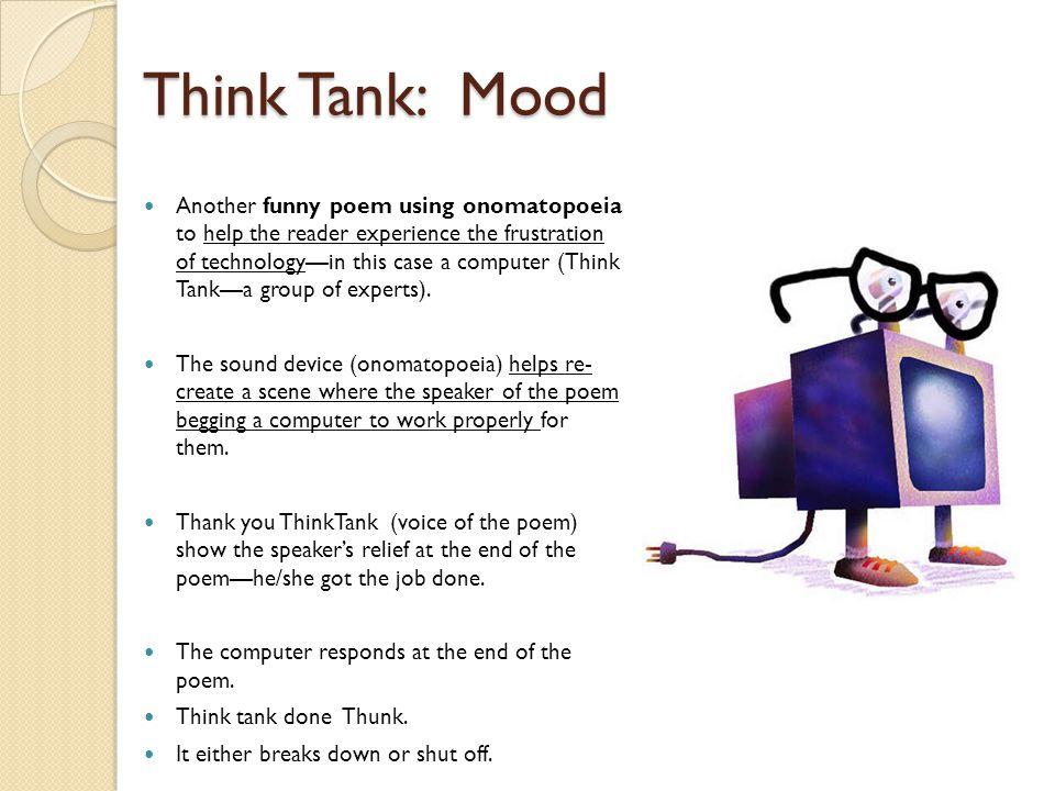 Think Tank: Mood