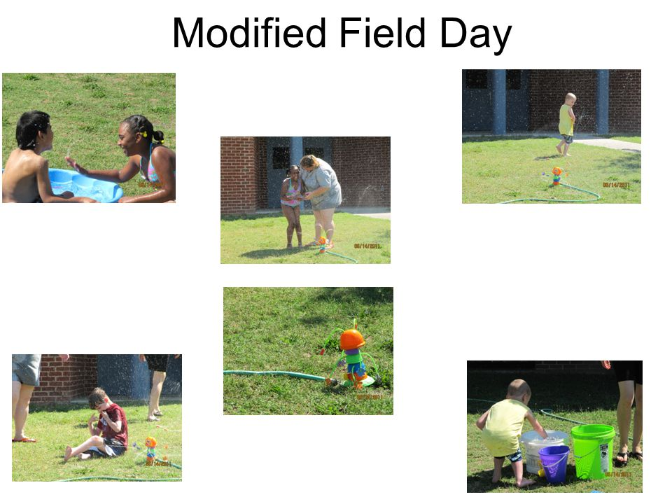 Modified Field Day