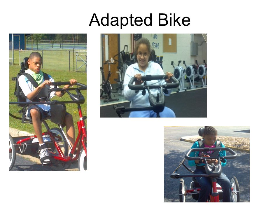 Adapted Bike