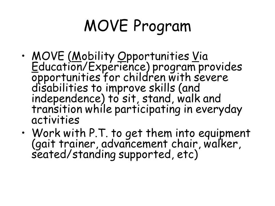 MOVE Program