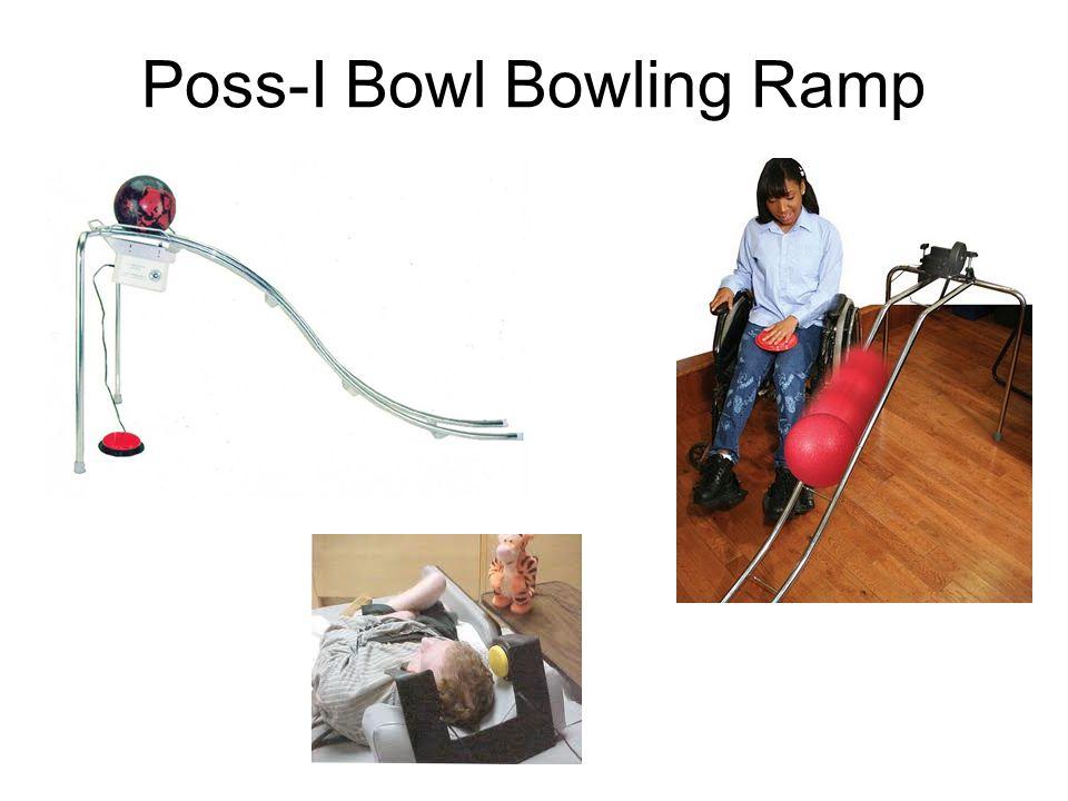 Poss-I Bowl Bowling Ramp