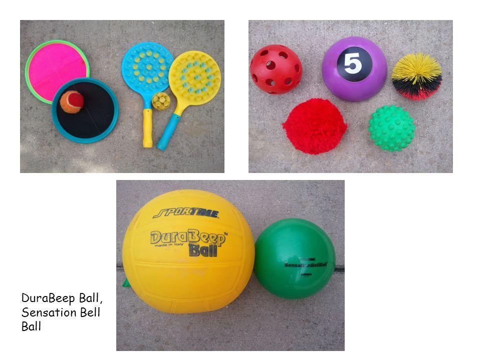 DuraBeep Ball, Sensation Bell Ball