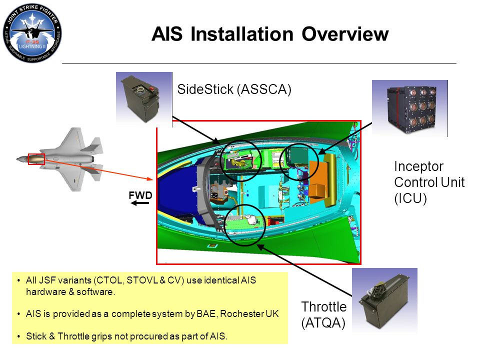 AIS Installation Overview