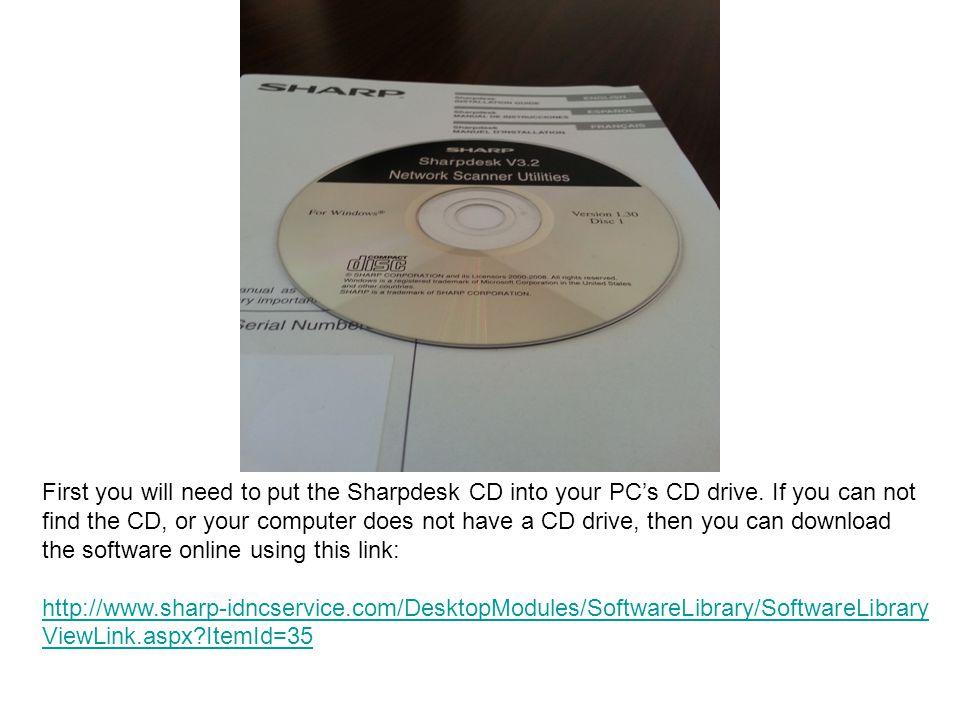 Sharpdesk Software Serial Number