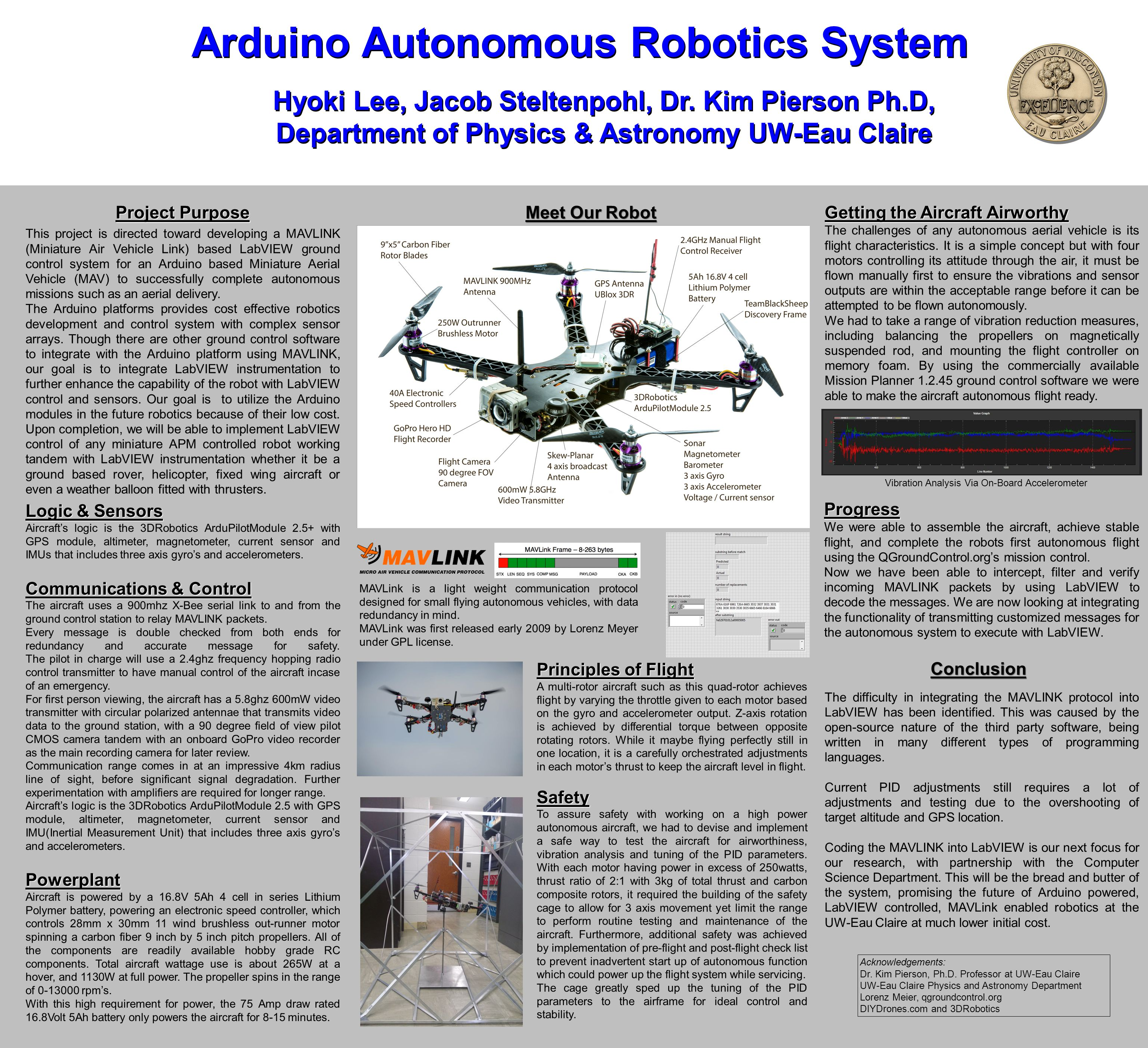 Arduino Autonomous Robotics System