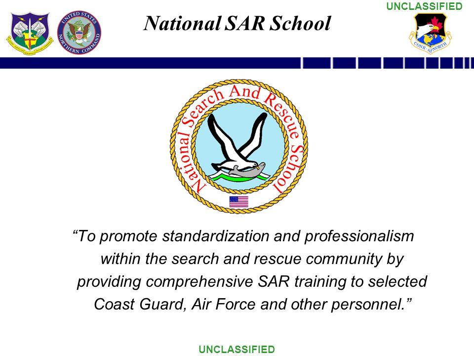 National SAR School