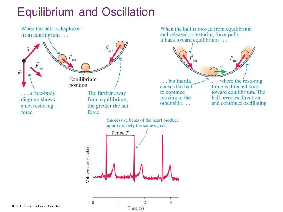 Equilibrium and Oscillation