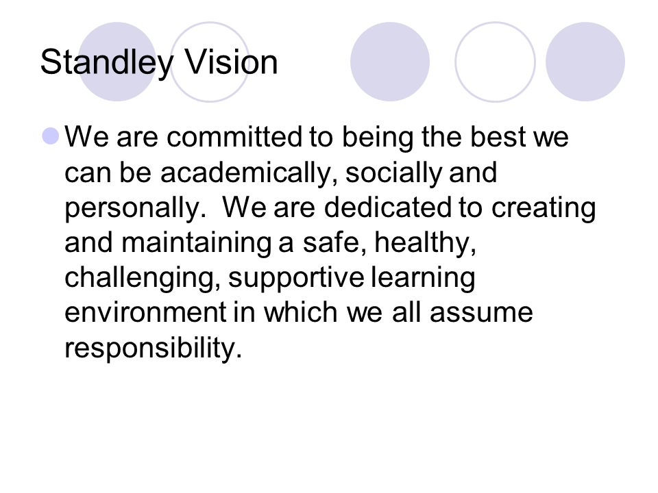 Standley Vision