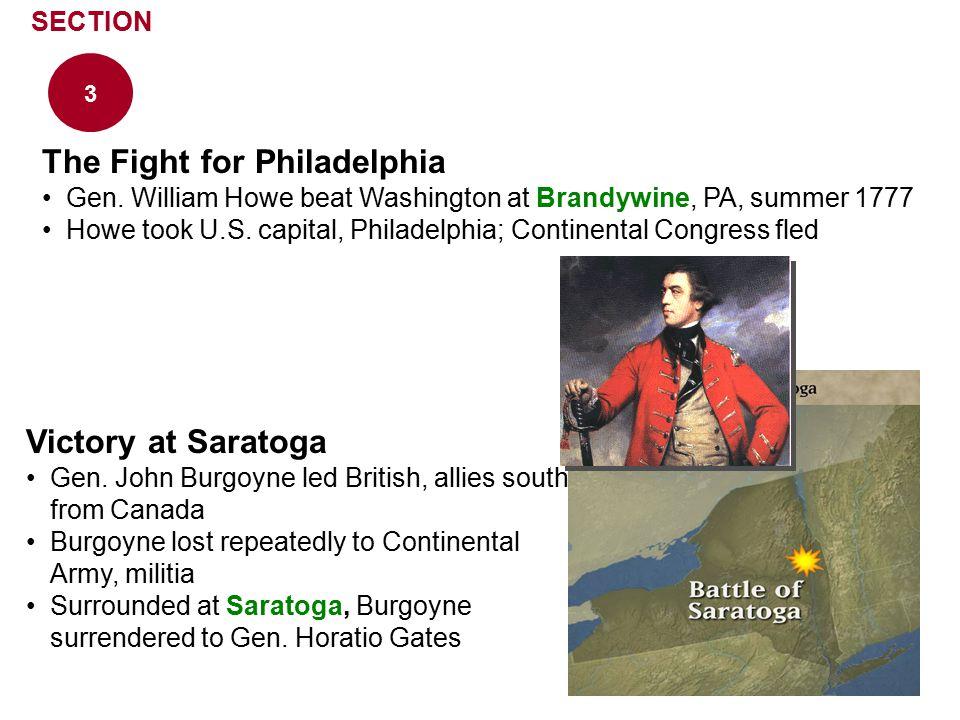 The Fight for Philadelphia