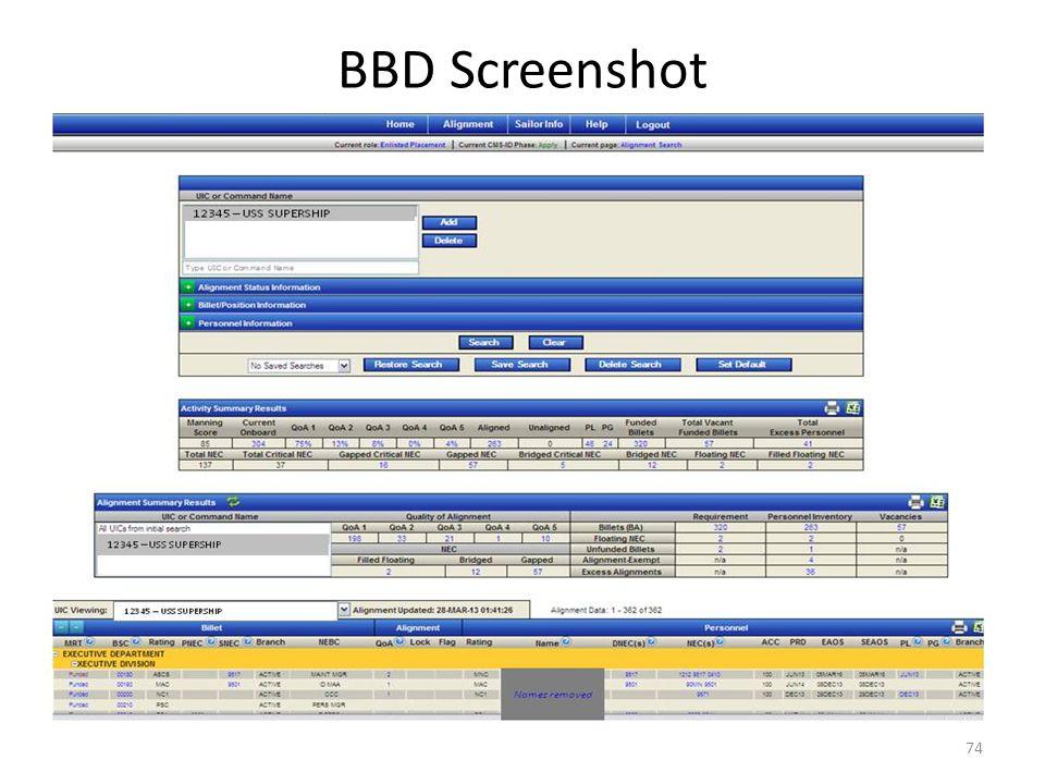 BBD Screenshot