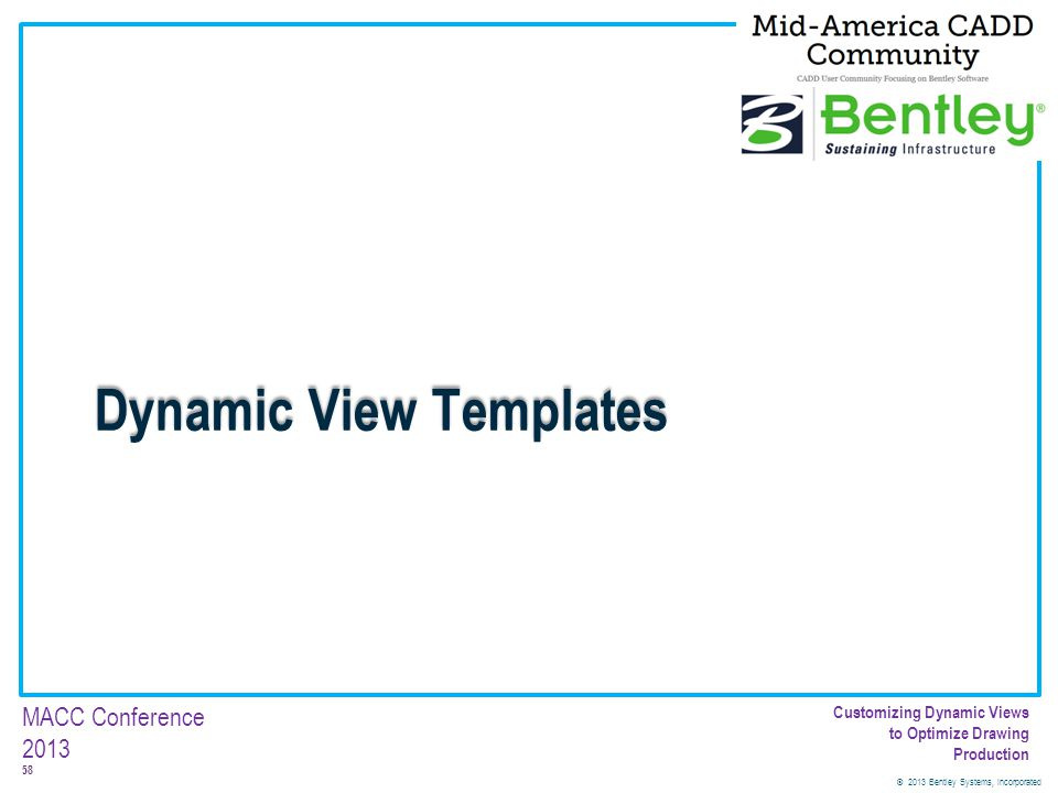 Dynamic View Templates
