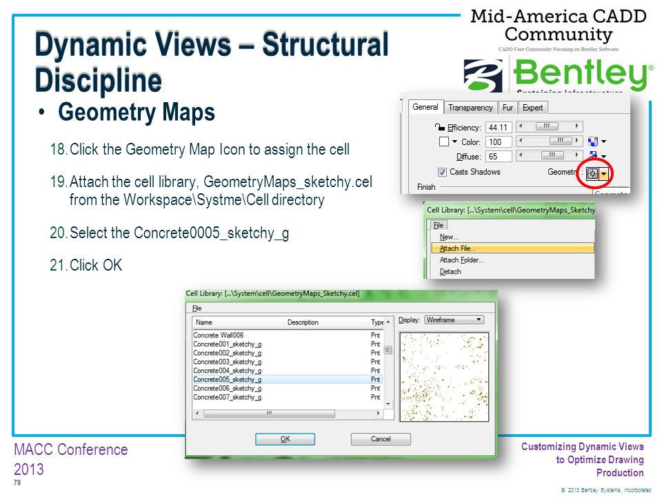 Dynamic Views – Structural Discipline
