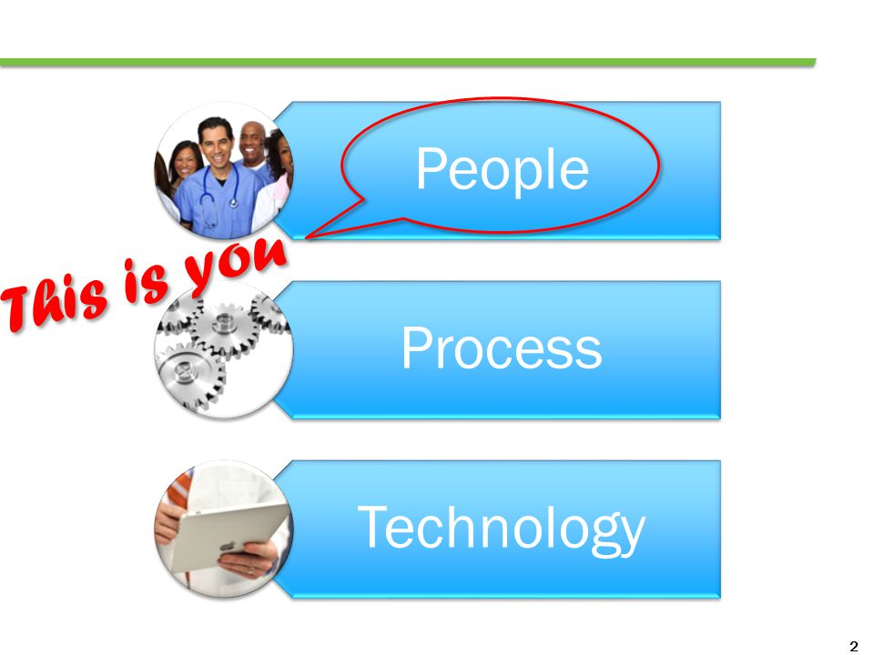 Enterprise Readiness - Focus on the People…