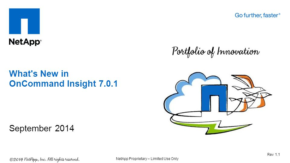 What s New in OnCommand Insight 7.0.1