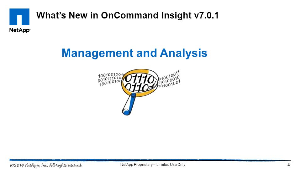What's New in OnCommand Insight v7.0.1