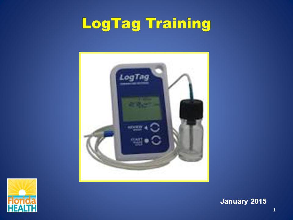 LogTag Training January 2015